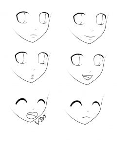 Drawn smile step by step  ideas for beginners 20+