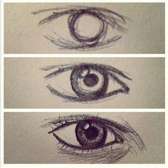 Drawn contrast perfect eye Eye Eye  the Sepia