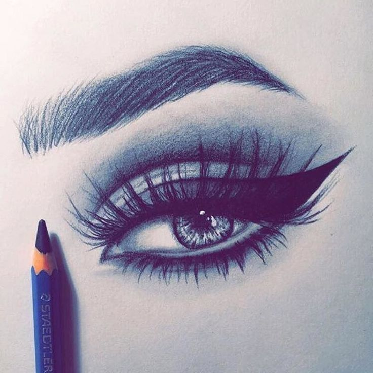 Drawn photos eyelash Inspiration and this drawing Eyelashes
