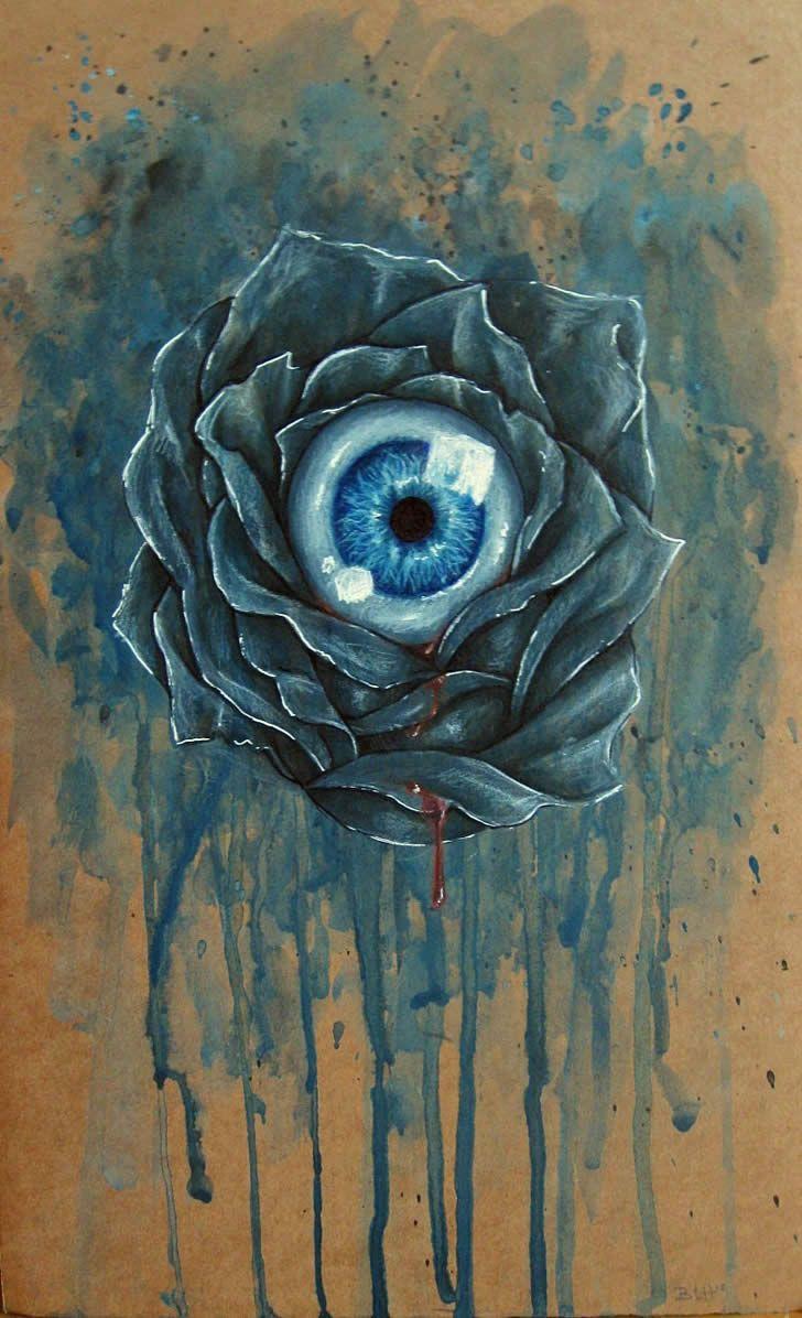 Drawn eyeball artistic eye Your Best on art EyesEye