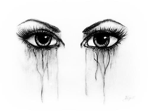 Drawn eyeball artistic eye Pinterest The Rainbow best sketch
