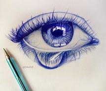 Drawn eyeball boy Cute amazing Favim beautiful images