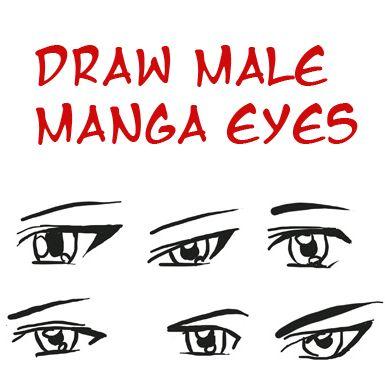 Drawn eyeball boy Draw drawing Step for tutorial