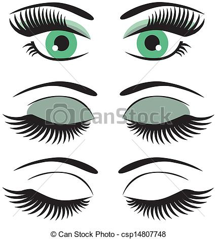 Eyeball clipart drawn Eyes Download clipart Green Download