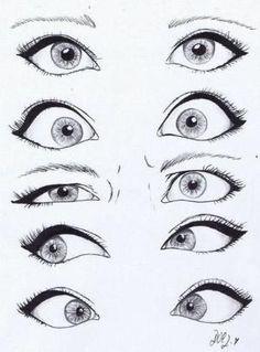 Drawn eyeball cute Drawings drawings eyes eyes Cute