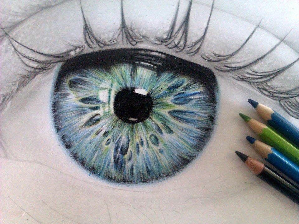 Drawn eyeball hand Hand Pinterest Artwork eye Hand