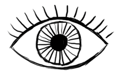 Drawn eyeball most realistic eye Tips 42 It Have for