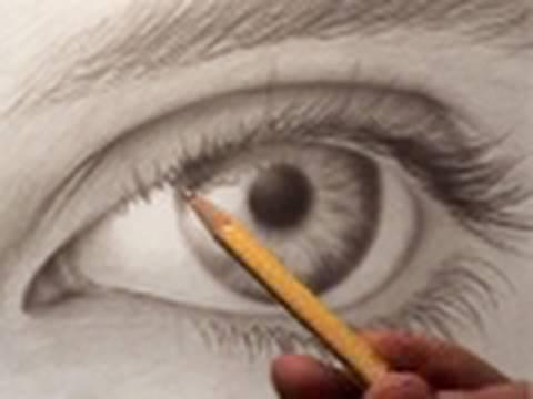 Drawn eyeball photorealistic Draw How to Draw How