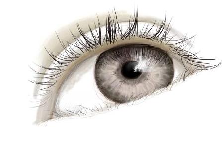 Drawn eyeball photorealistic And How by DorsY69 Draw