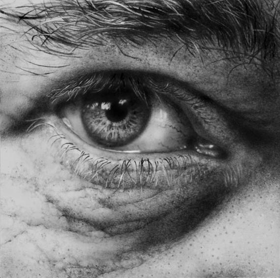 Drawn eyeball photorealistic Best Human Eye Pencil Eye