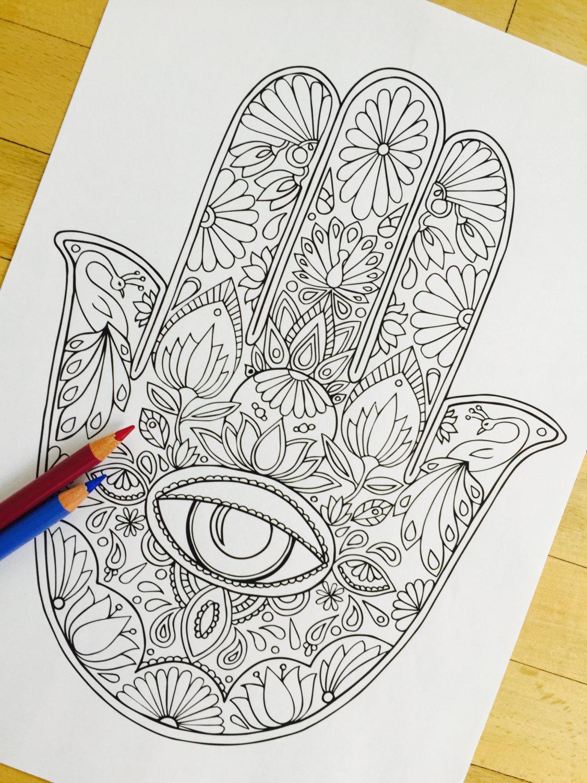 Drawn eyeball printable Eye this Coloring Like Hand