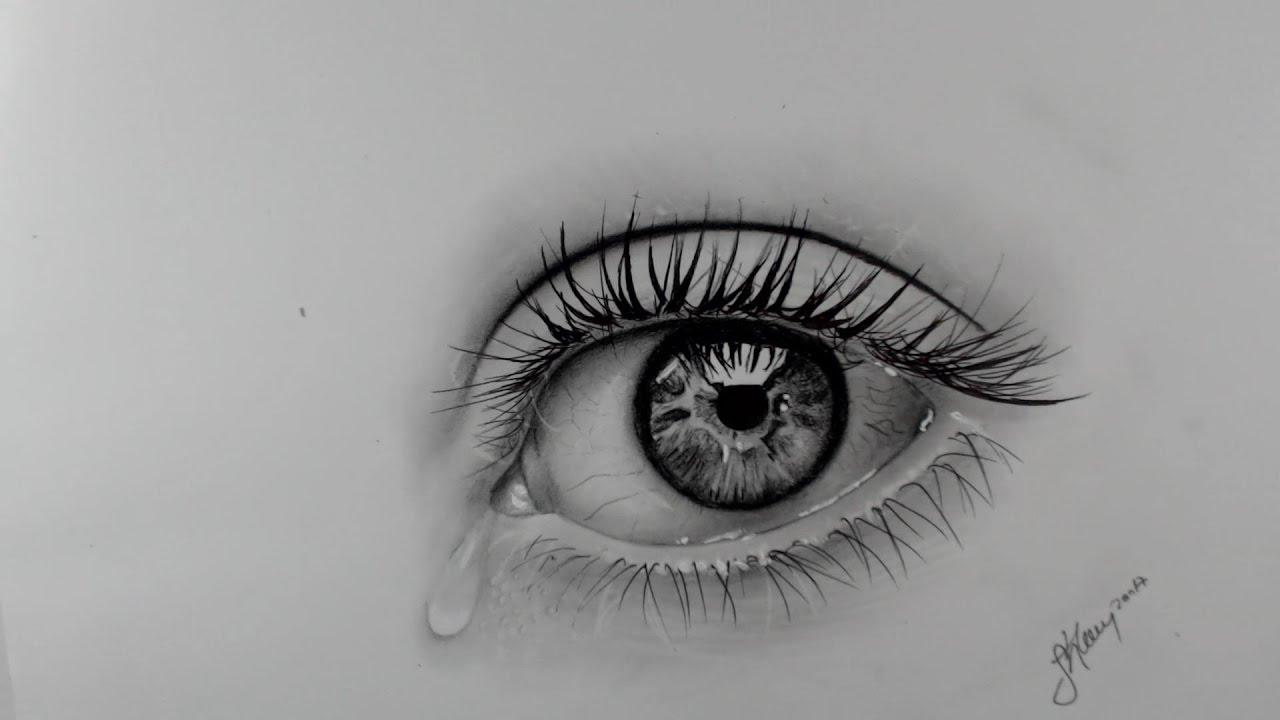 Drawn water droplets dropping Tear Tear Drop YouTube Drop