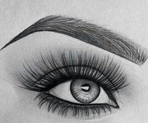 Drawn eyeball world's good #2
