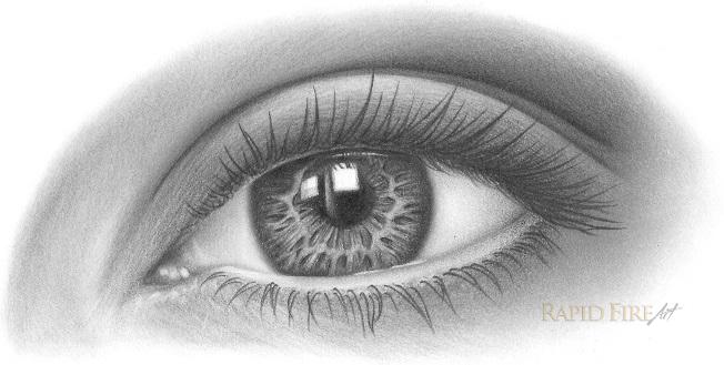 Drawn eyelash To draw eyelashes How How