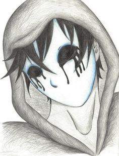 Drawn eyeless jack EYELESS JACK easy drawing by