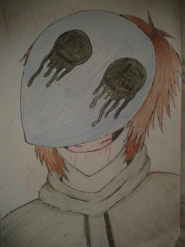 Drawn eyeless jack Jack Eyeless drawings Eyeless Speed
