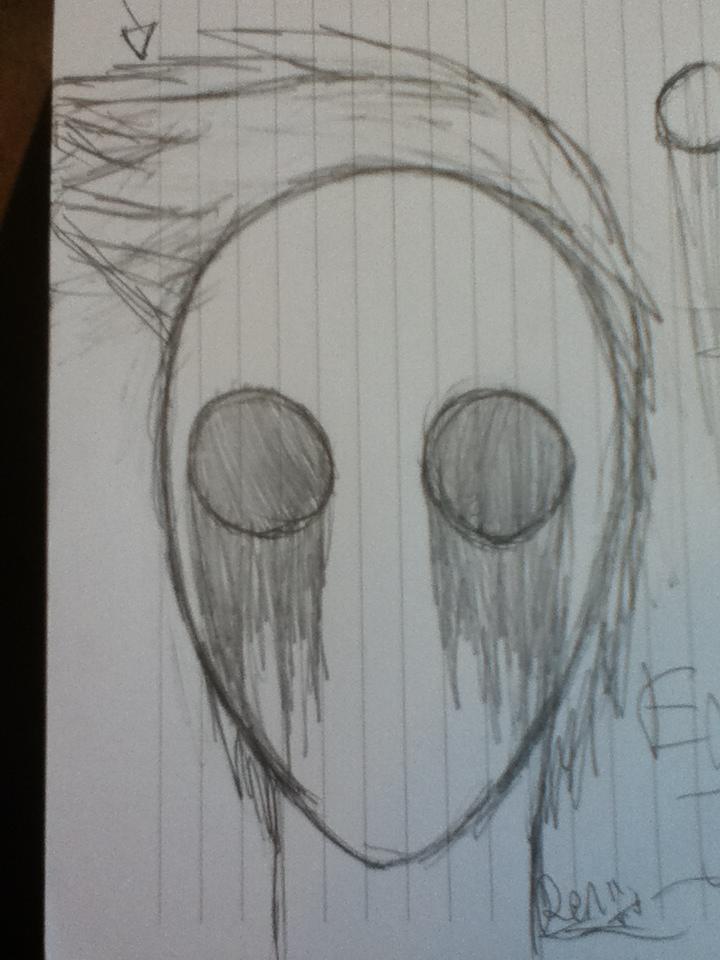 Drawn eyeless jack Mizuki by ShiBara Eyeless Eyeless