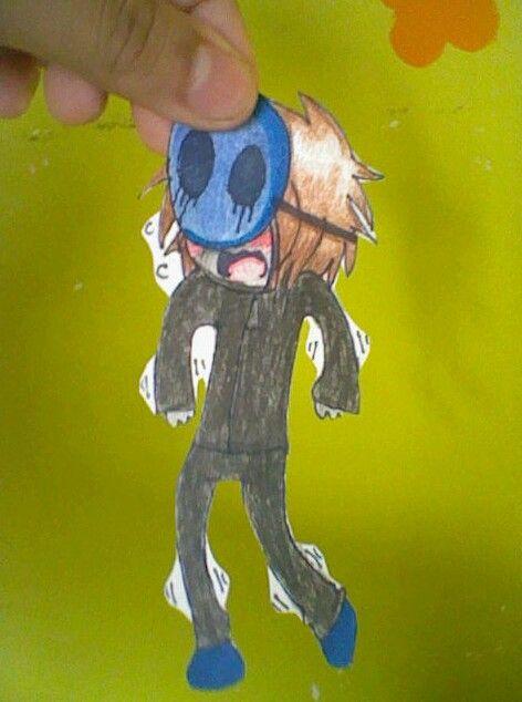 Drawn eyeless jack cute Best images on child 420