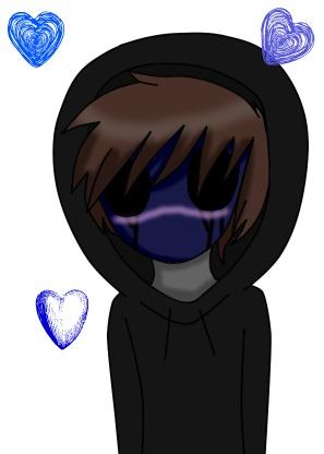 Drawn eyeless jack cute Jack Jack Cute  by
