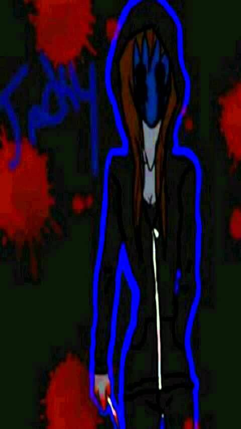 Drawn eyeless jack female YouTube Eyeless female female Jack