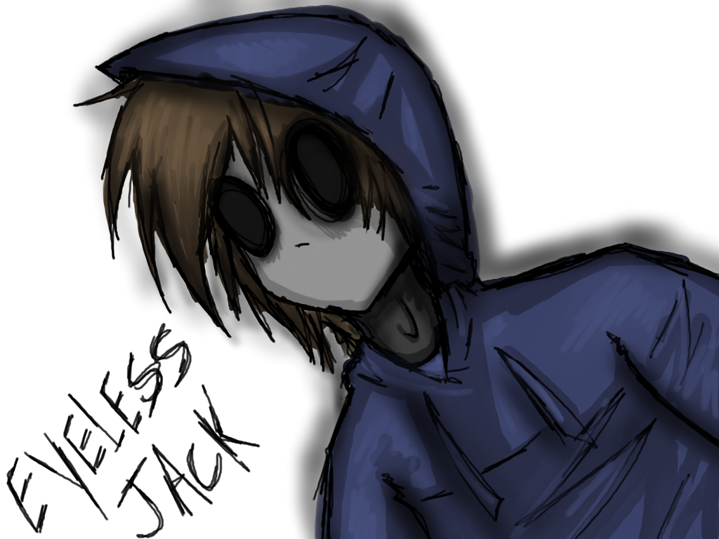 Drawn eyeless jack hot By Creepypasta Eyeless on Pinterest