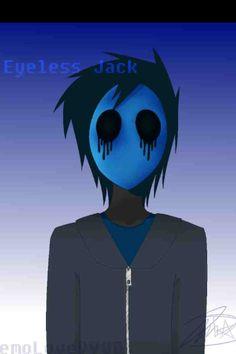 Drawn eyeless jack human Jack and I'll XP up