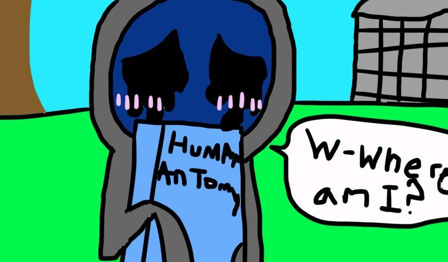 Drawn eyeless jack human The goes Eyeless Cuttheshadowdemon by