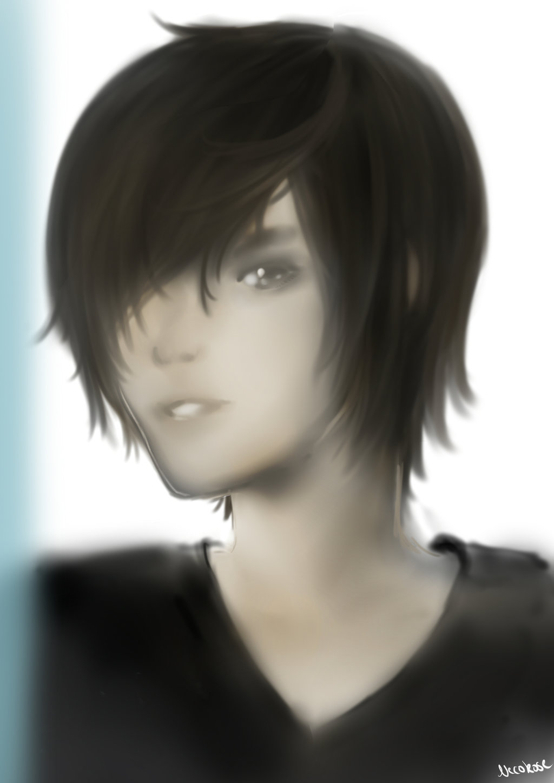 Drawn eyeless jack human By Be Be NecoRose by