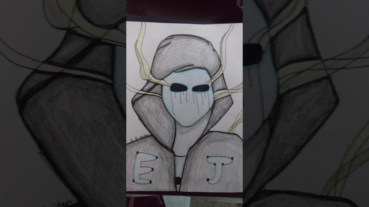 Drawn eyeless jack jason Eyeless Jack Drawing Toymaker Toymaker