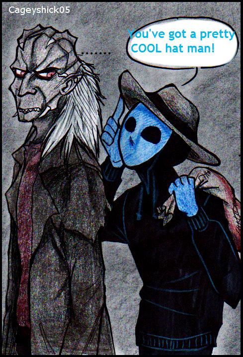 Drawn eyeless jack jason Creepypastas vs de Resultado para