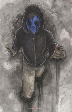 Drawn eyeless jack jason  com Jack @deviantART you've