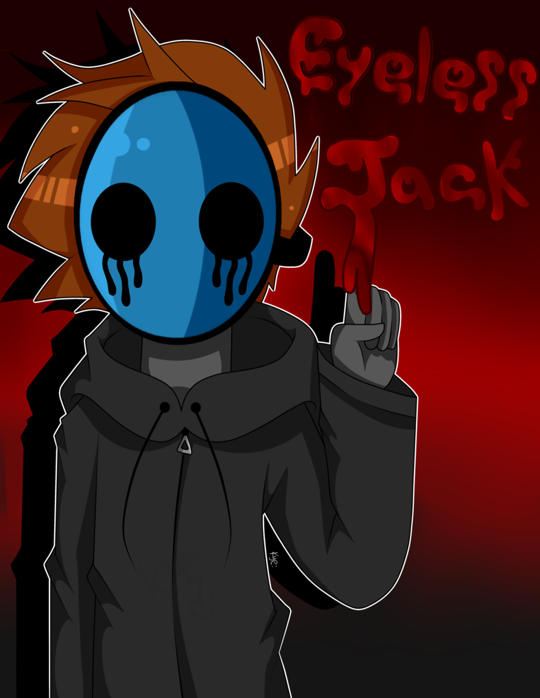 Eyeless Jack clipart creepypasta Interest Search Your Know Meme