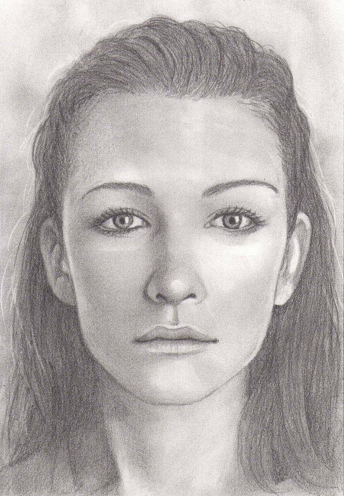 Drawn face Step step faces A tutorial