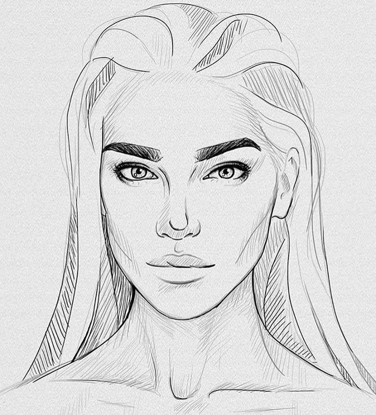Drawn women pinterest – Best Art Pinterest Drawing