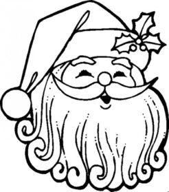 Drawn santa pencil Images Claus Realistic Image Drawing
