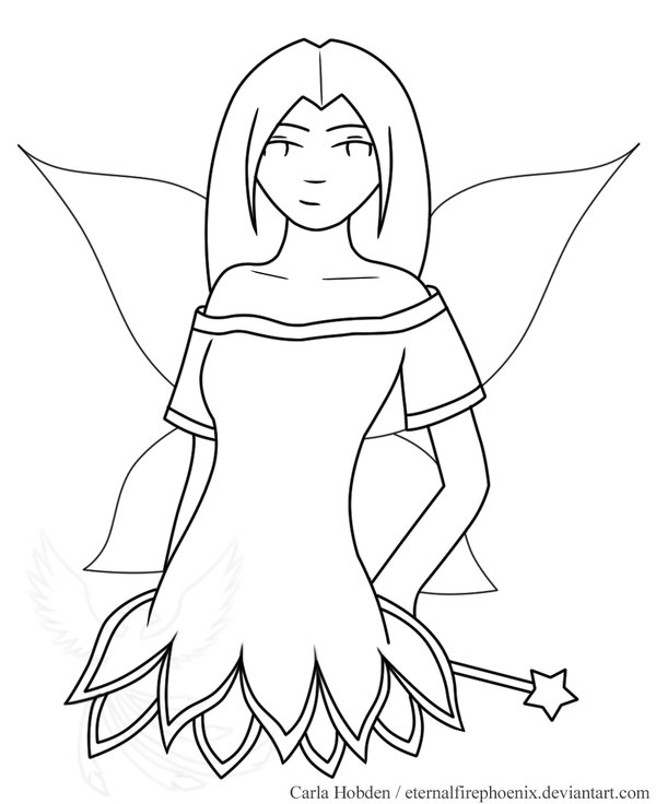 Drawn fairy Drawn Cazzynix by Cazzynix Quickly