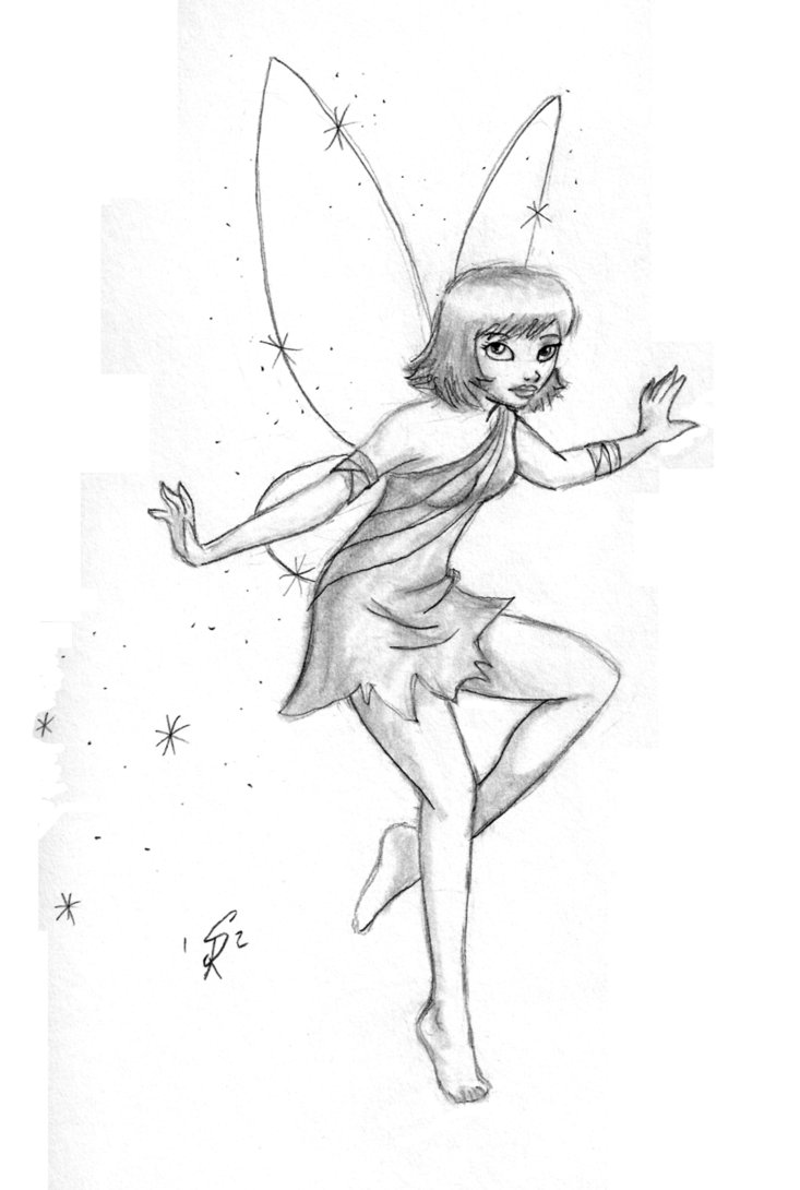 Drawn fairy (Drawn by Trip) Trip) Fairy