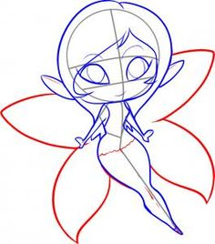 Drawn fairy beginner Fairy how  to How