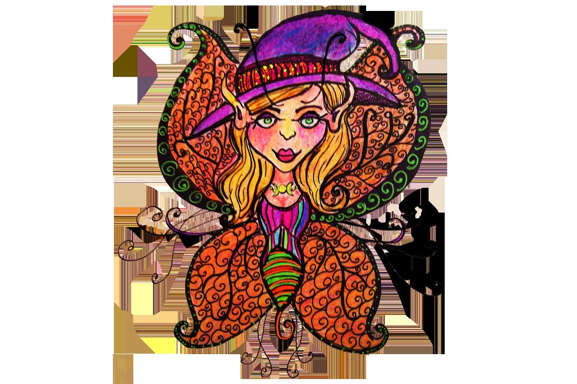 Drawn fairy dead Clip and Fairies Drawn Art