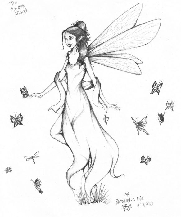 Drawn fairy dead Draw Drawings to Pinterest How