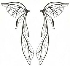 Drawn fairy dead Tattoo would Tattoo And Wings
