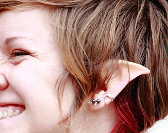 Drawn fairy elf ear Pixie Hobbit Ears Elf Faerie