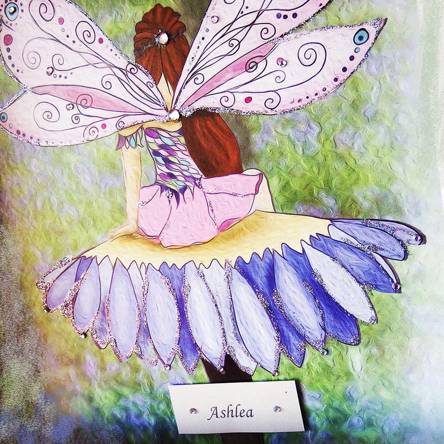 Drawn fairy hand drawn Fairy Hand 3d Artwork by