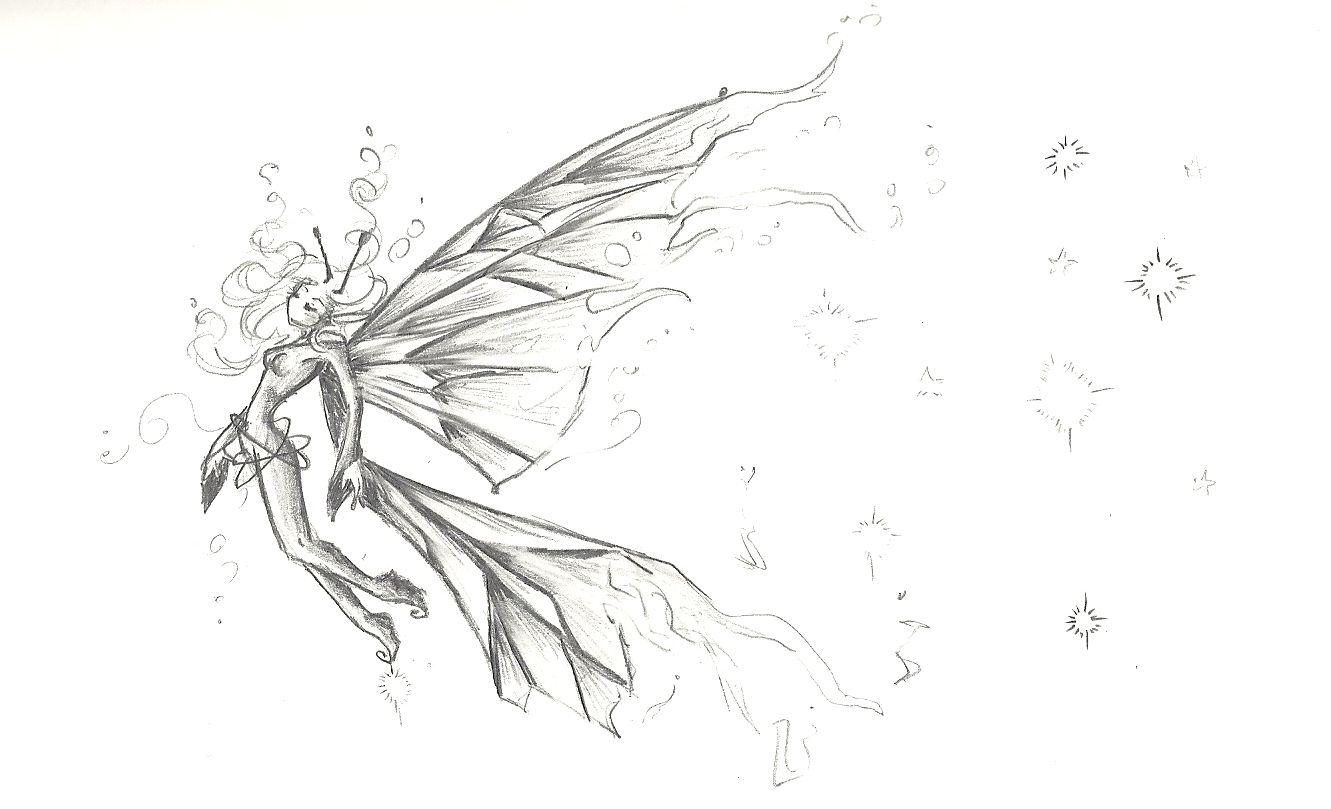 Drawn fairy hand drawn Yahoo Drawn Fairies Search Search