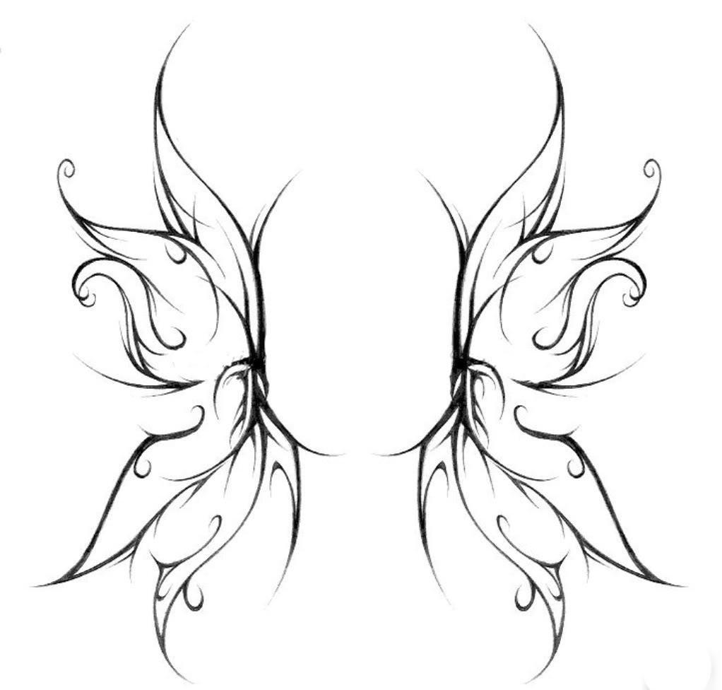 Drawn fairy side view Bilder och på henna deviantART