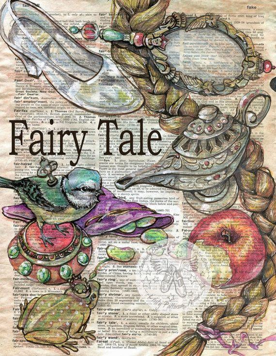Drawn fairy tale Ideas Mixed Pinterest on best