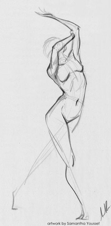 Drawn figurine pencil full body Drawing ideas Pencils drawing on