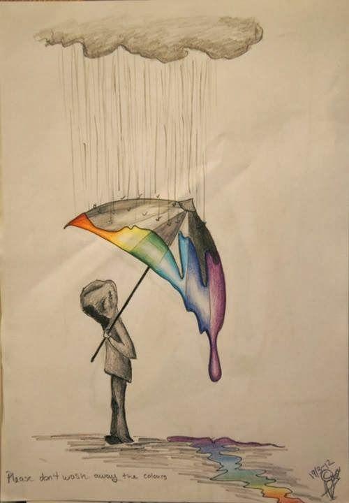 Drawn sad happiness Little Im drawings on 25+