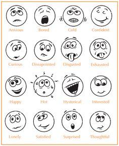Drawn feelings notebook #7