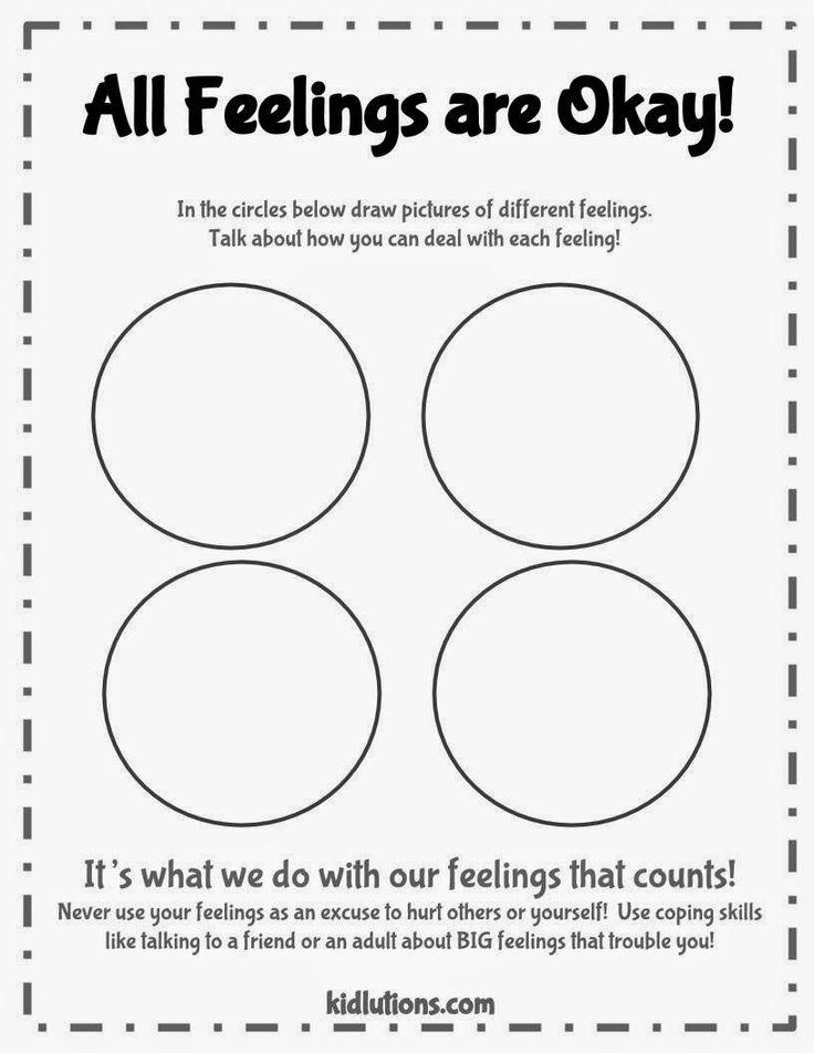 Drawn feelings notebook #9